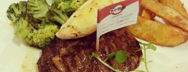 R&B Grill is one of Must-visit Food in Yogyakarta.