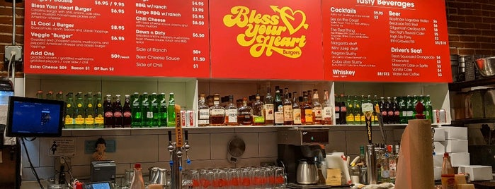 Bless Your Heart Burgers is one of Oregon - The Beaver State (1/2).