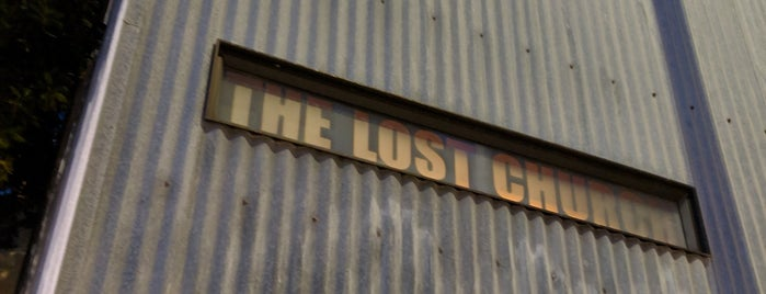 The Lost Church is one of Bay Area.