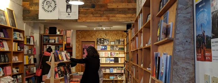 E.M. Wolfman Bookstore is one of The Bay.