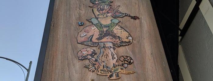 Fiddler's Green is one of Lieux sauvegardés par Brent.