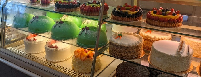 Ambrosia Bakery is one of SF.