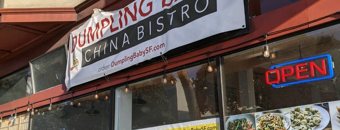 Dumpling Baby China Bistro is one of San Francisco 2.