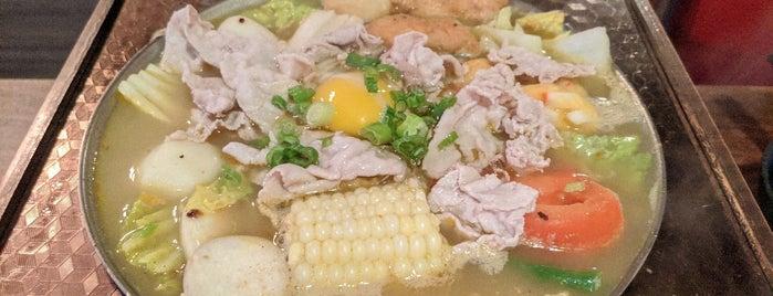 Tasty Pot 味鼎 Taiwanese Cuisine is one of Tempat yang Disukai Abhinav.