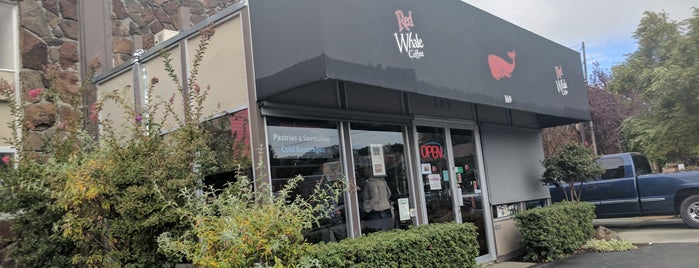 Red Whale Coffee is one of SF to Try.