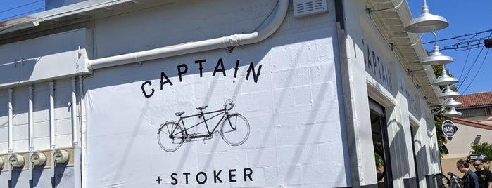 Captain + Stoker is one of Posti salvati di Whit.