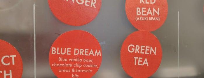 Milkbomb Ice Cream is one of Gespeicherte Orte von Drew.