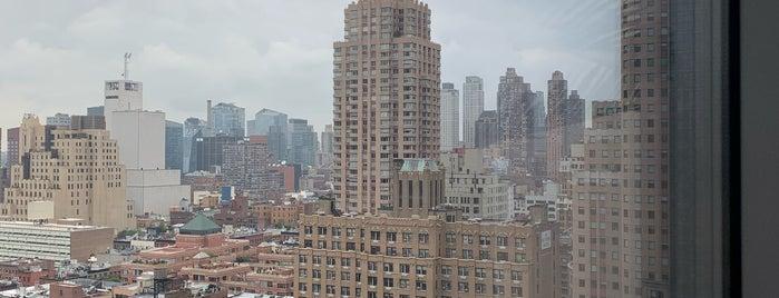 Hotel Riu Plaza New York Times Square is one of Dicas de Nova York.