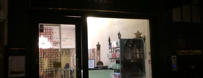 Sergio Giannasso Hair & Make-up is one of London.