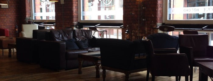 Drip Coffee is one of Places to try out in Manchester.