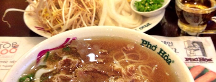 포호아 / Pho Hoa is one of Expat Seoul - Eating.