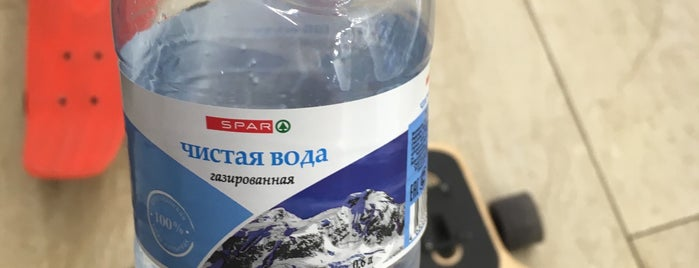 Spar is one of Владимирさんのお気に入りスポット.
