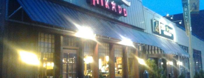 Mikado Thai Pepper is one of Posti salvati di JJ.