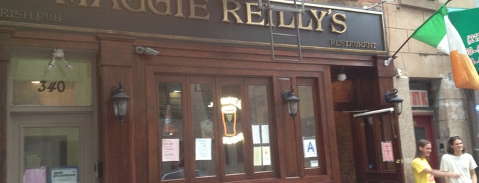 Maggie Reilly's Pub & Restaurant is one of สถานที่ที่ Allison ถูกใจ.