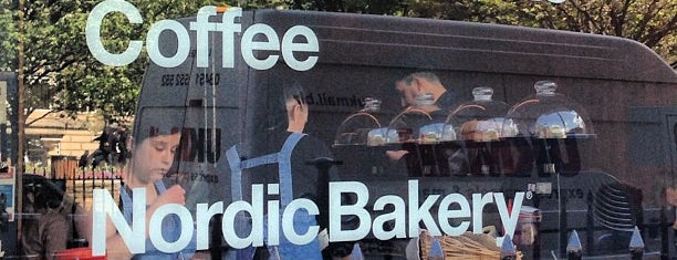 Nordic Bakery is one of LDN.