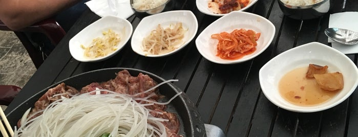 Arirang Bulgogi is one of Big List.