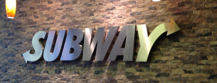 Subway is one of Bana Yakınlar.