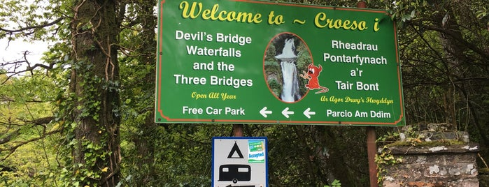 Devil's Bridge is one of Tempat yang Disukai Carl.