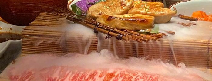 Tokyo Yakiniku Shoutaian is one of BKK.