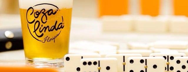 Coza Bar / Cozalinda is one of discovering.