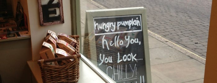 Hungry Pumpkin is one of Food & Drink.