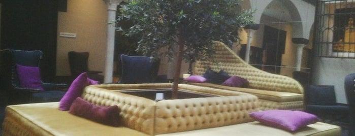Morrison's Restaurant. Hotel Fontecruz is one of Seville.