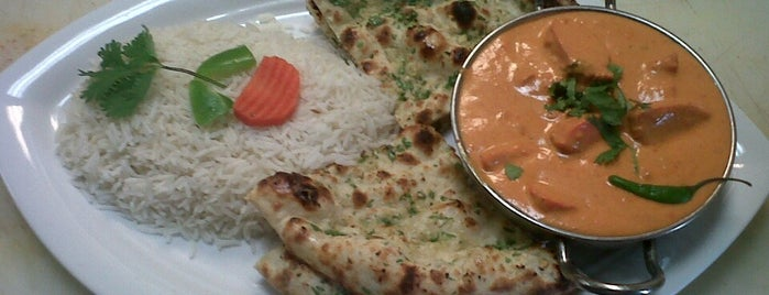Aavtar Indian Cuisine is one of Locais salvos de Cross.