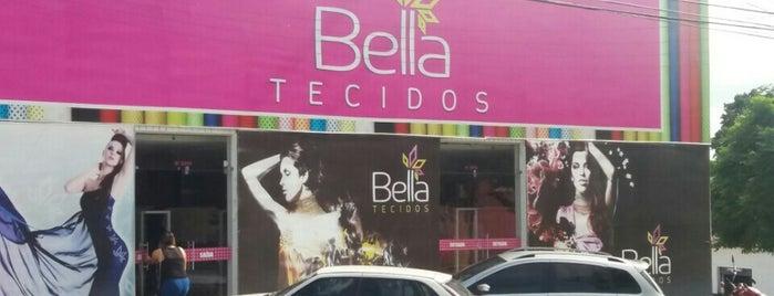 La Bella Tecidos is one of Locais salvos de Joaobatista.