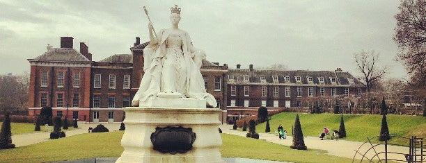 Kensington Palace is one of Kensington List.