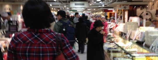阪神食品館 is one of 阪神・山陽、駅近のお手頃グルメ.