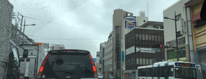 Kashii Intersection is one of 道路.