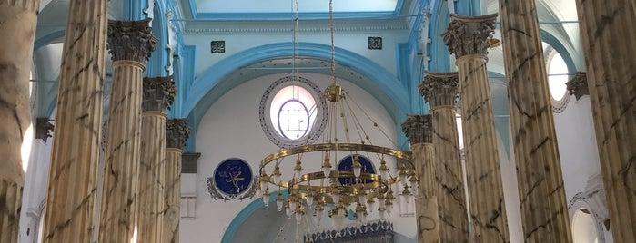 Hayrettin Paşa Camii (Kato Panaya Kilisesi) is one of Cunda.
