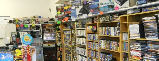 Retro Game Base is one of Nerds in London.