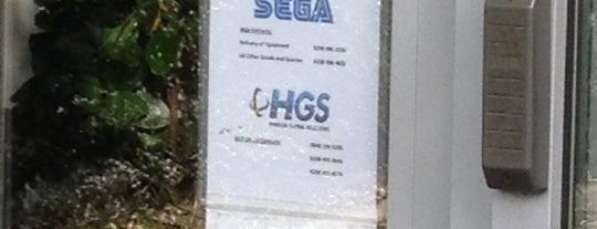 SEGA Europe Development Services is one of Videogames HQ.