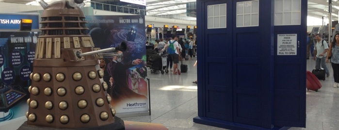 Doctor Who 50th Anniversary Exposition is one of Nerds in London.