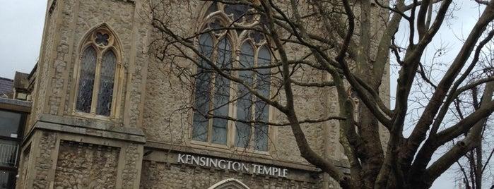 Kensington Temple is one of Lieux qui ont plu à Vesile.