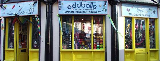 Oddballs is one of Nerds in London.