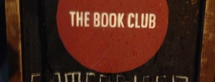 The Book Club is one of Nerds in London.