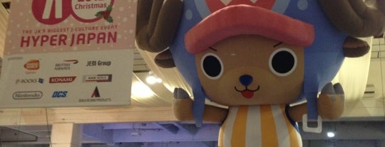 Hyper Japan - Christmas 2012 is one of Nerds in London.