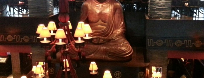 Buddha-Bar Manila is one of Must Visit Bars.
