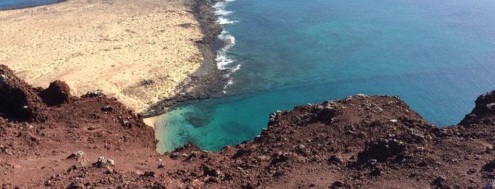 Cumbre Montaña Amarilla is one of Tempat yang Disukai Sindicalsitas de Canarias SSCC.