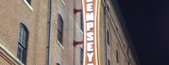 Dempsey's Brew Pub & Restaurant is one of Places I've Reviewed.