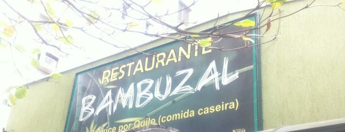 Bambuzal Restaurante is one of Maggie: сохраненные места.