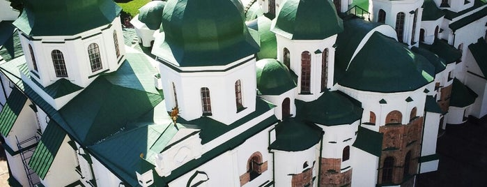 Софійський собор / Saint Sophia Cathedral is one of Alina 님이 좋아한 장소.