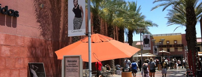 Las Vegas North Premium Outlets is one of Vegas baby.