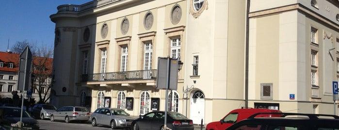 Teatr Polski is one of Posti che sono piaciuti a Andrzej.