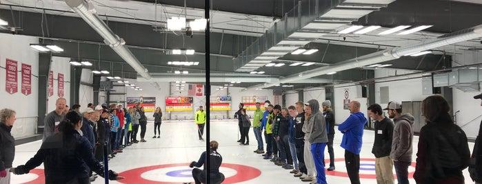 Denver Curling Club is one of Sarah 님이 좋아한 장소.