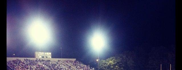 Baldwin High School is one of DrumCorps 2012.