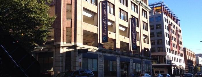 Harvard Vanguard Medical Associates - Kenmore is one of Lieux qui ont plu à Mike.