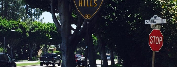 Beverly Hills Sign is one of Lieux qui ont plu à Haluk.